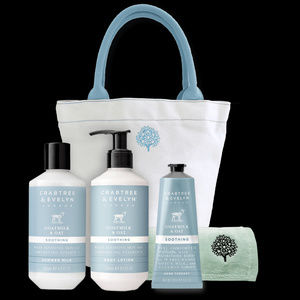 Crabtree & Evelyn Sensitive Skin Gift Set